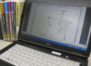 作業環境測定の様子